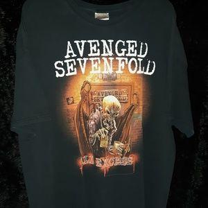 Avenged seven fold t Shirt xxxl